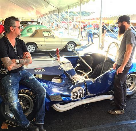 monkey garage dennis collins fast and loud www imgkid the image