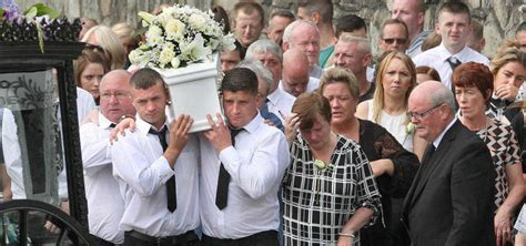 funeral held for derry toddler of the news