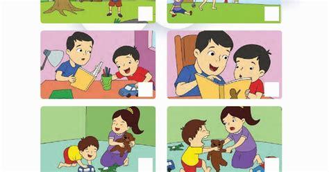 Buku Tematik Terpadu Hidup Rukun Sd Kelas 2a K2013 Erlangga 1 kurikulum 2013 kelas 2a tema 1 hidup rukun buku tematik terpadu tema 1 hidup rukun
