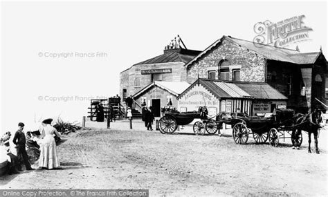 Tom S Cabin Blackpool by Blackpool Tom S Cabin 1906 Francis Frith