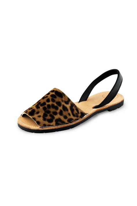 animal print sandals shoes morkas shoes leopard animal print from mexico by morkas
