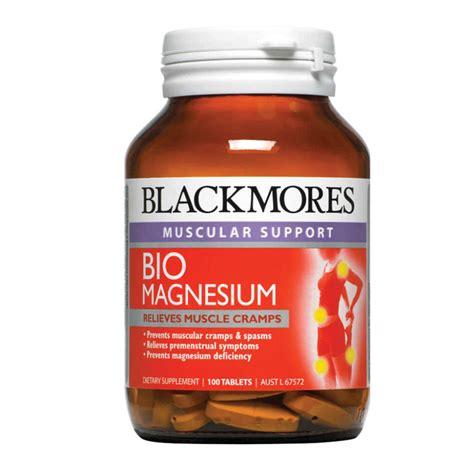 Promo Blackmores Total Calcium Magnesium D3 200 Tablet Glucosamine blackmores bio magnesium 100 tablets chemist warehouse