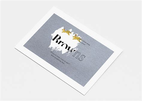 scratch card design template browns use creative scratch card promotion for brand relaunch