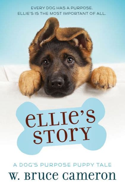 ellies story  dogs purpose puppy tales series