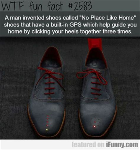 who invented the shoe a invented shoes called ifunny