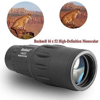 Teropong Monocular Bushnell 18x62 Dual Focus 1 bushnell dual focus 16x52 monocular telescope buy bushnell dual focus 16x52 monocular telescope