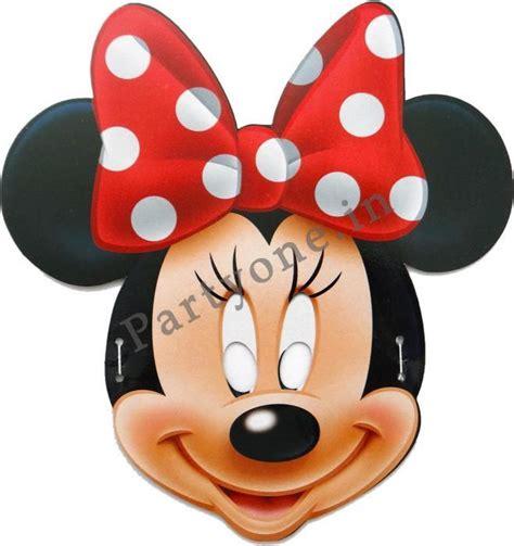 Disney Home Decor Ideas Disney Minnie Mouse Face Masks Set Of 10 P1pc0004672 Face