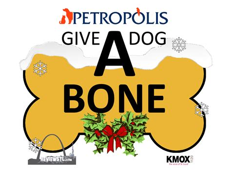 give a a bone reviewstl and petropolis team up to give a a bone review st louis