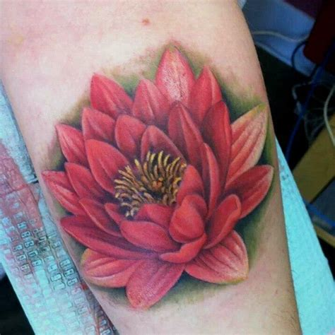 red lotus tattoo and body piercing 17 best images about floral tattoos on pinterest lotus