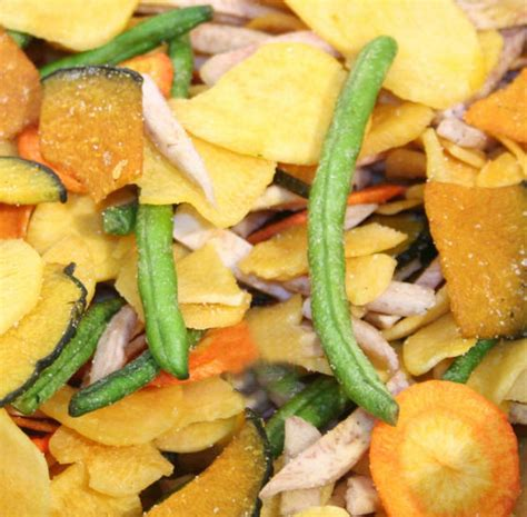 The Kripps Veggie Fruit Chips mixed vegetable chip dehydrated snack mix oh nuts 174