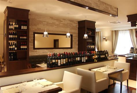 Contemporary Restaurants Interior Italian Design Restaurant Interior Design