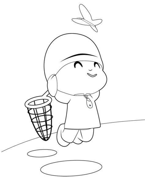 pocoyo coloring pages games pocoyo coloring pages free printable coloring pages