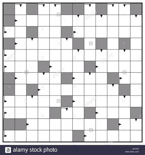 blank crossword template crossword puzzle template blank crossword puzzle blank