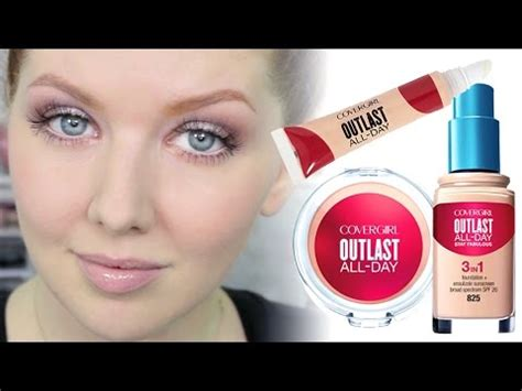 Promo Covergirl Outlast All Day Stay Fabulous Beige 840 covergirl outlast stay fabulous 3 in 1 foundation price in the philippines priceprice