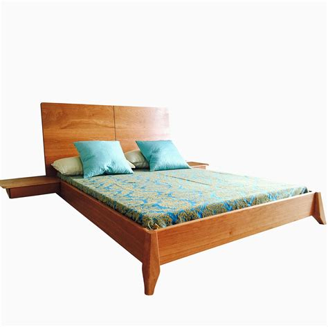 when were beds invented hand made solid wood platform bed to order from marco also