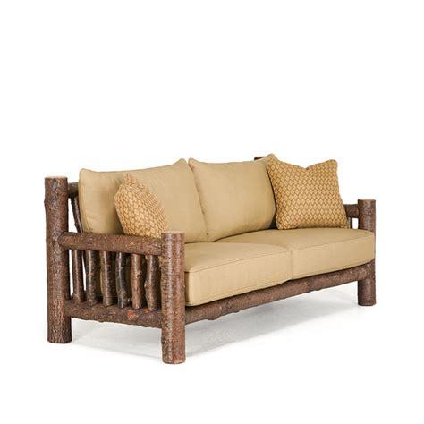 rustikales sofa rustic sofa and loveseat la lune collection