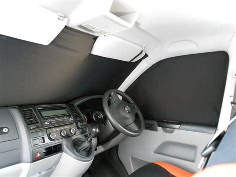 Vw t5 transporter cab blinds