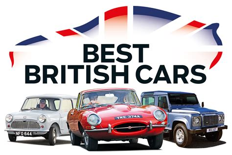 best uk best cars top 50 all time greatest built