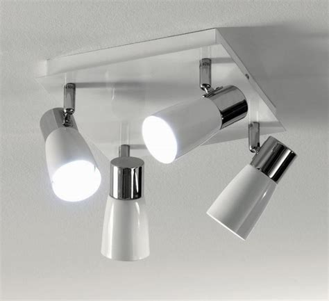 zac 4 ceiling lights with led lights directional ceiling