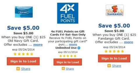 Can You Use Fred Meyer Gift Card For Gas - fred meyer new gift card discounts 15 off old navy gap gift cards frugal living nw
