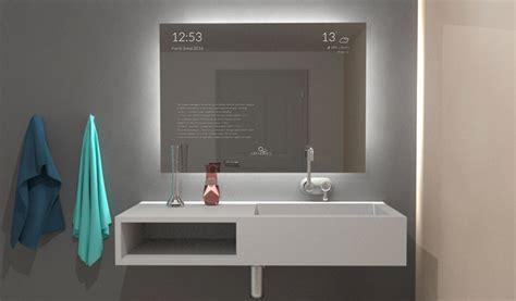 Miroir Salle De Bain Bluetooth 5437 by Salle De Bain Connect 233 E 7 Innovations Qui Changent La