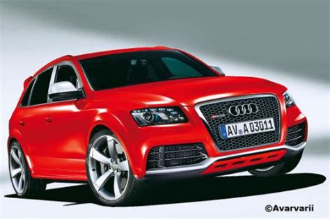 Audi Q5 Rs by Audi Q5 Rs Rendered Preview
