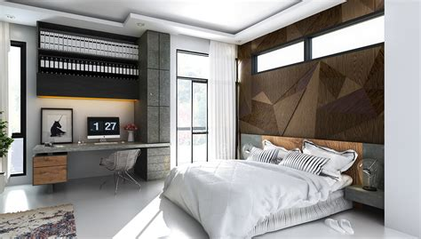 design for bedroom walls industrial bedroom wall texture interior design ideas
