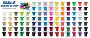 gildan shirt colors gildan color swatch 400ink