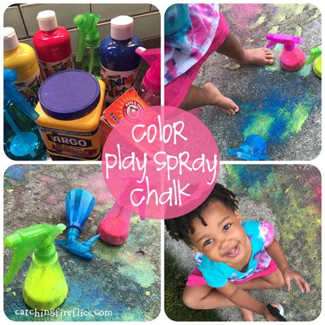 spray chalk paint diy color play spray chalk creative gift ideas news at