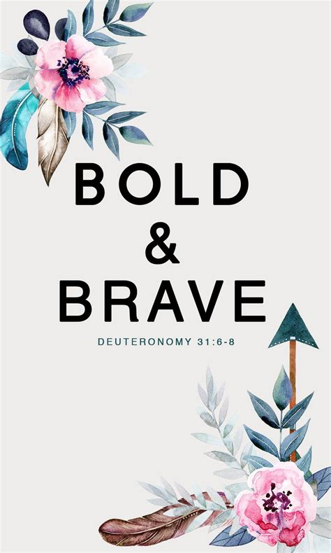 bold brave  iphone wallpapers  prone  wander