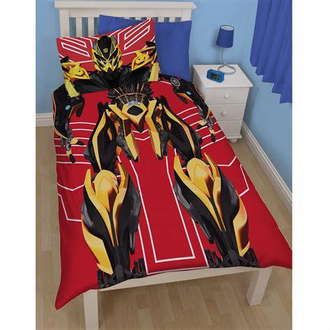 Größe Bettdecke by Transformers Einzel Bettw 196 Sche Sets Verschiedene Deigns