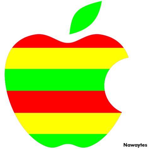 membuat logo apple nawaytes coretan ide tutorial membuat logo apple mac
