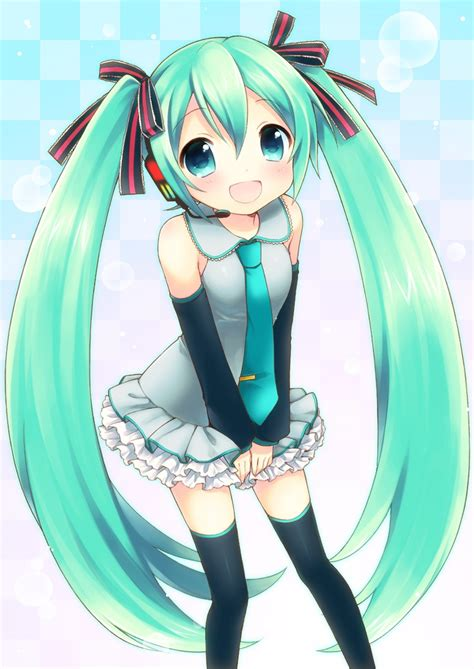 hatsune miku when i get i want to dye my hair this color and