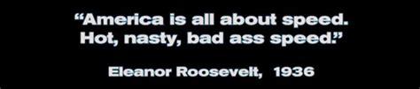 Wedding Crashers Eleanor Roosevelt by Talladega Nights Quotes Quotesgram