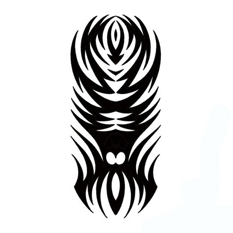 tribal sleeve tattoos stencils tribal arm stencil www pixshark images