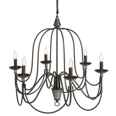 Chandelier Hanging Best Choice Products Home 6 Light Ceiling Candle
