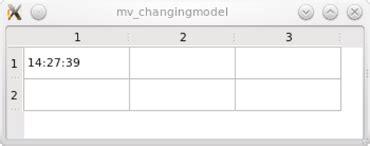 qt tutorial model view model view tutorial qt 4 8