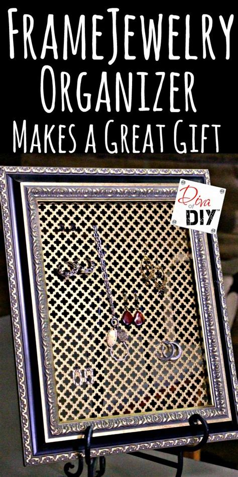how to make your own jewelry organizer how to make your own diy jewelry organizer of diy