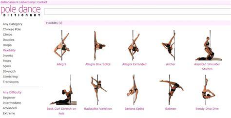 contemporary move names ballet names ballet names related