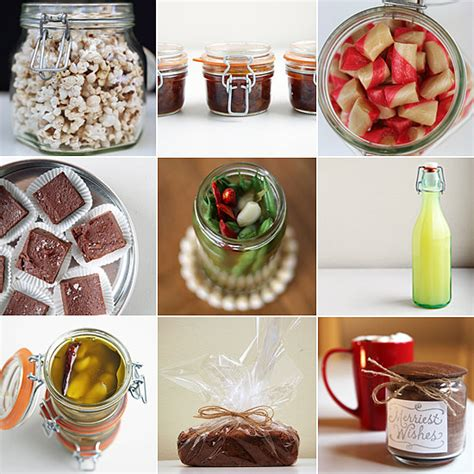 holiday edible gift ideas popsugar food