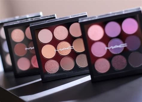Mac Eyeshadow Palette eye shadow x 9 mac times nine eye shadow palette