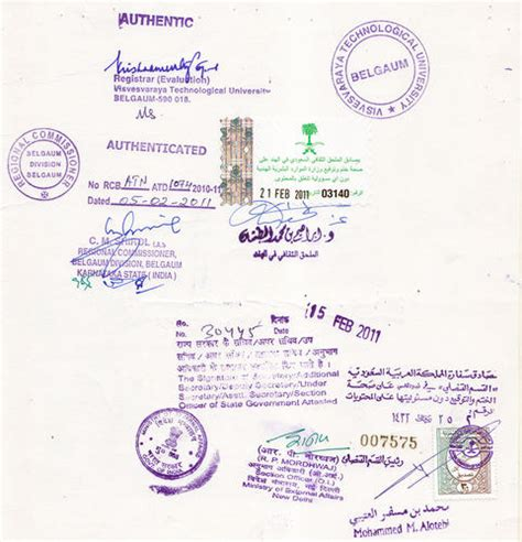 Attestation Letter From Local Government Certificate Attestation Service Attestation From Uae