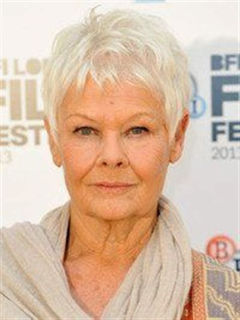 how to style the judi dench haircut 1000 images about judi dench hair on pinterest judi