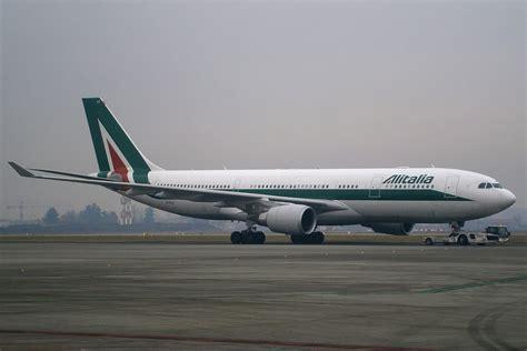 airbus a330 interni cai compagnia aerea italiana