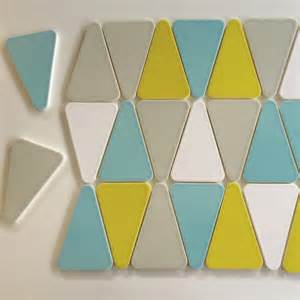 Most Popular Backsplash by Modwalls Kiln Ceramics Wedge Midcentury Tile San
