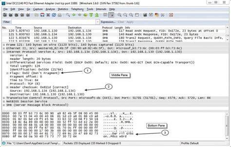 wireshark tutorial capture network traffic analyzing network traffic get certified get ahead