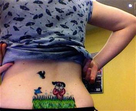 geek tattoo fail duck hunt tr sts geek out on old school nintendo