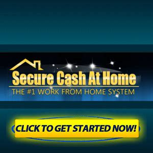 secure at home work from home opportunity