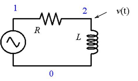 inductance exercise ece 323l basic electronics circuits laboratory 7