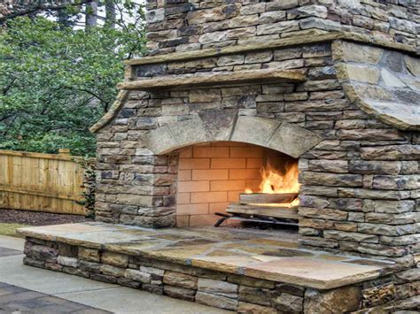 how to repairs how to build an outdoor fireplace porch